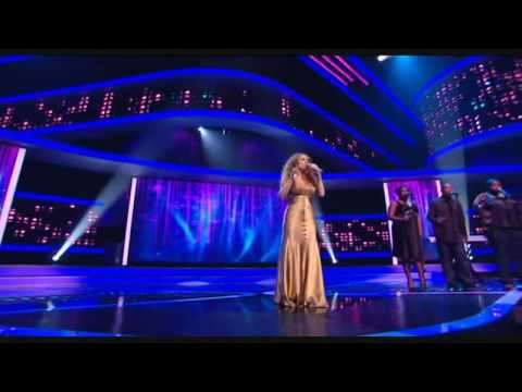 The X Factor - Mariah Carey And The Finalists -