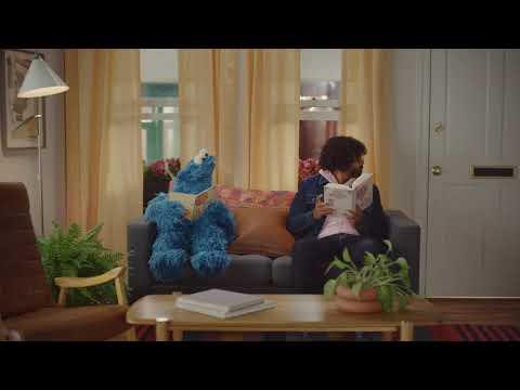 Official Doordash big game commercial – Cookie monster – Nom nom