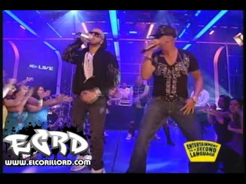 Wisin & Yandel Abusadora LIVE @ MTV Tr3s