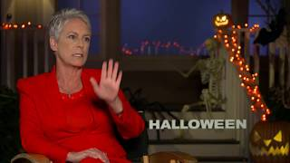 Halloween Jamie Lee Curtis Interview