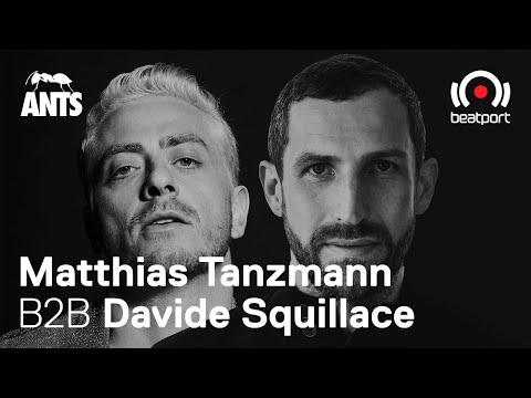 Matthias Tanzmann B2b Davide Squillace @ UNITED ANTS Printworks, London | Beatport Live