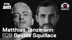 Matthias Tanzmann b2b Davide Squillace @ UNITED ANTS Printworks, London | Beatport Live