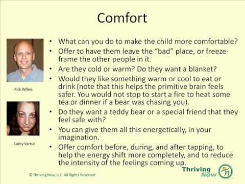 Inner Tapping (EFT for Inner Children and Younger You's)