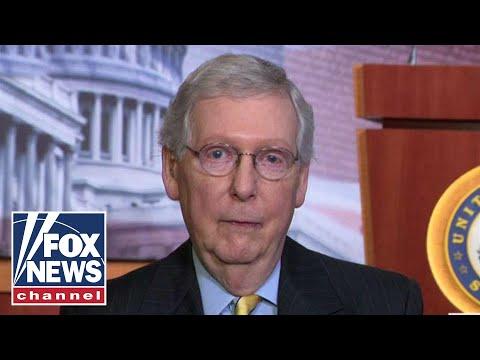 "Sen. McConnell: I Am The ""Grim Reaper"" Of The Democratic Socialist Agenda"