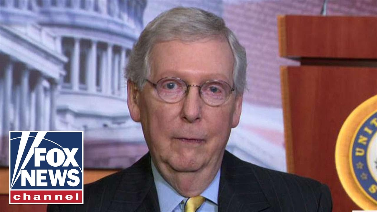 FOX News - McConnell: I am the 'grim reaper' of the Democratic socialist agenda