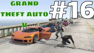 Grand Theft Auto V : SÜPER ARABALAR  # 16