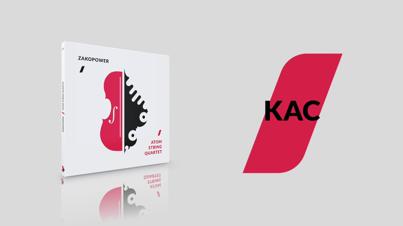 Zakopower & Atom String Quartet – Kac (Official Audio)