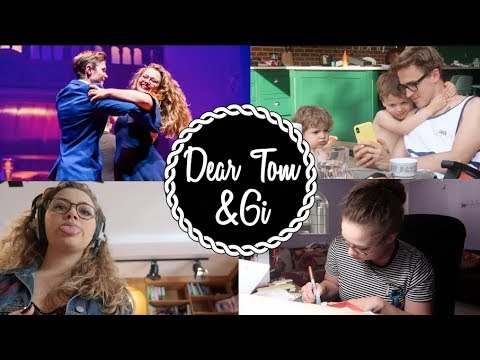 Time Twisting Rhyme Heart  ♥ Dear Tom & Gi