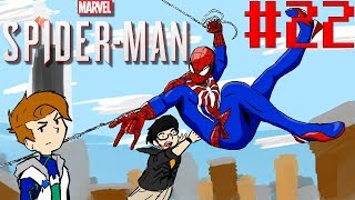 SAM RAIMI SUIT!!! | Spider-Man (PS4) Part 22 | Pete and Richie play