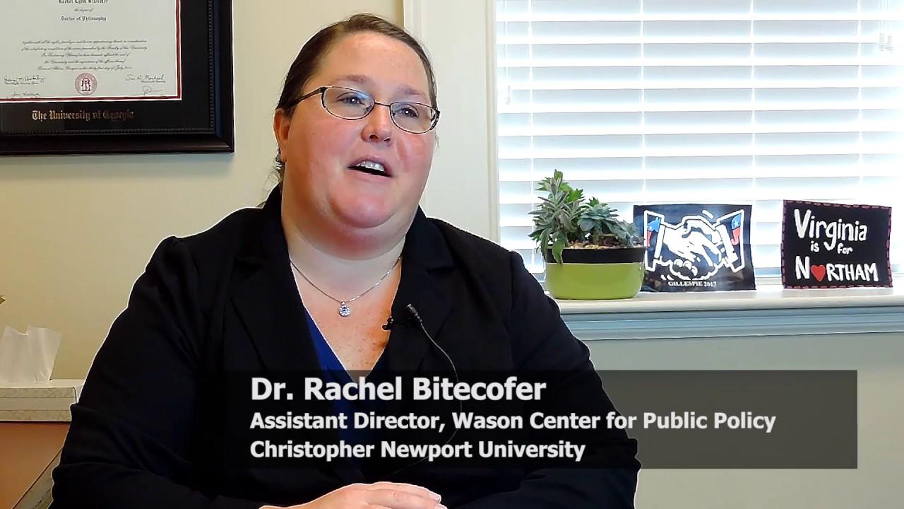 Guest Speaker: Rachel Bitecofer