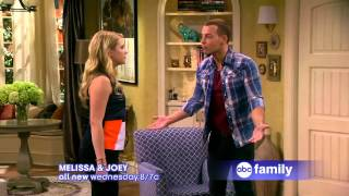 Melissa & Joey 3x34 Promo 'Uninvited' (HD)