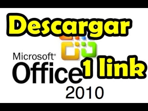 Descargar Office Professional Plus 2010 Activado Para Siempre [2017][Mega] en Español 32 y 64 Bits
