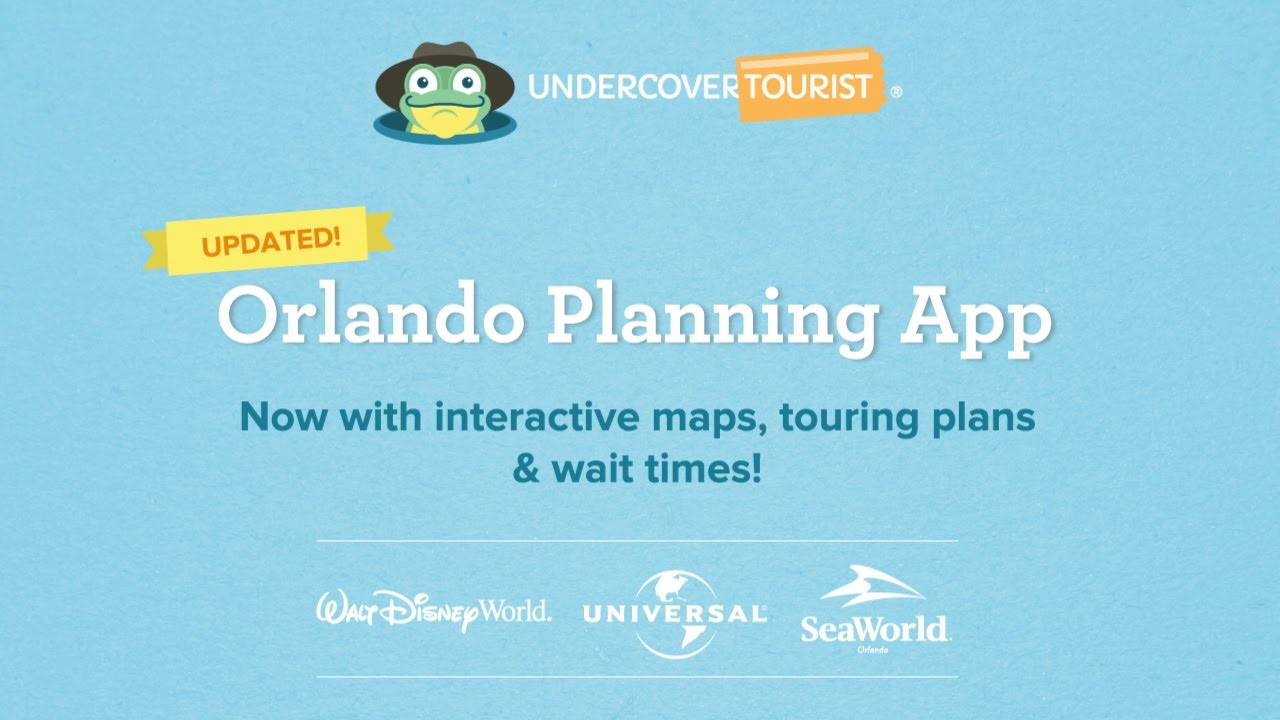Now with Interactive Maps! Undercover Tourist\'s Free Disney World ...