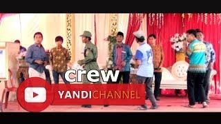 Video YUTUBE Crew Yandichannel | 3 Lagu Dangdut Populer