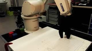 Adaptive Robotic 3 Finger Gripper. Humble beginnings...