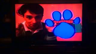 Opening Blues Clues Blues Big Pajama Party Vhs