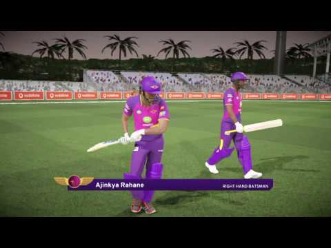 Don Bradman Cricket 17 // Rising Pune SuperGiant vs SunRisers Hyderabad  // IPL Match Live #24