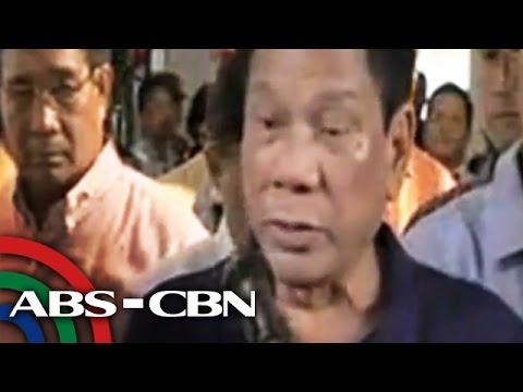 ANC Live: Duterte OK to meet with UN envoy but insists EJK talk must be public