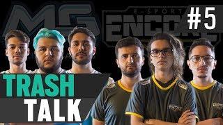 #BR6 - TRASH TALK #5 (2ª Temporada 2017)