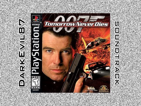 007: Tomorrow Never Dies OST (PlayStation)