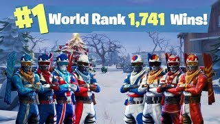 TESTING NEW SHOOTING! - #1 World Ranked - 1,741 Solo Wins - Sponsor Goal 748/800 thumbnail