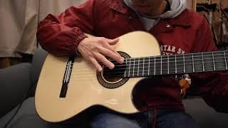 NEW/ASTURIAS Solo Classico Premio/S@guitarshoptantan