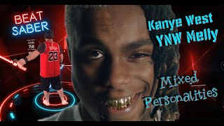 Mixed Personalities - YNW Melly ft. Kanye West