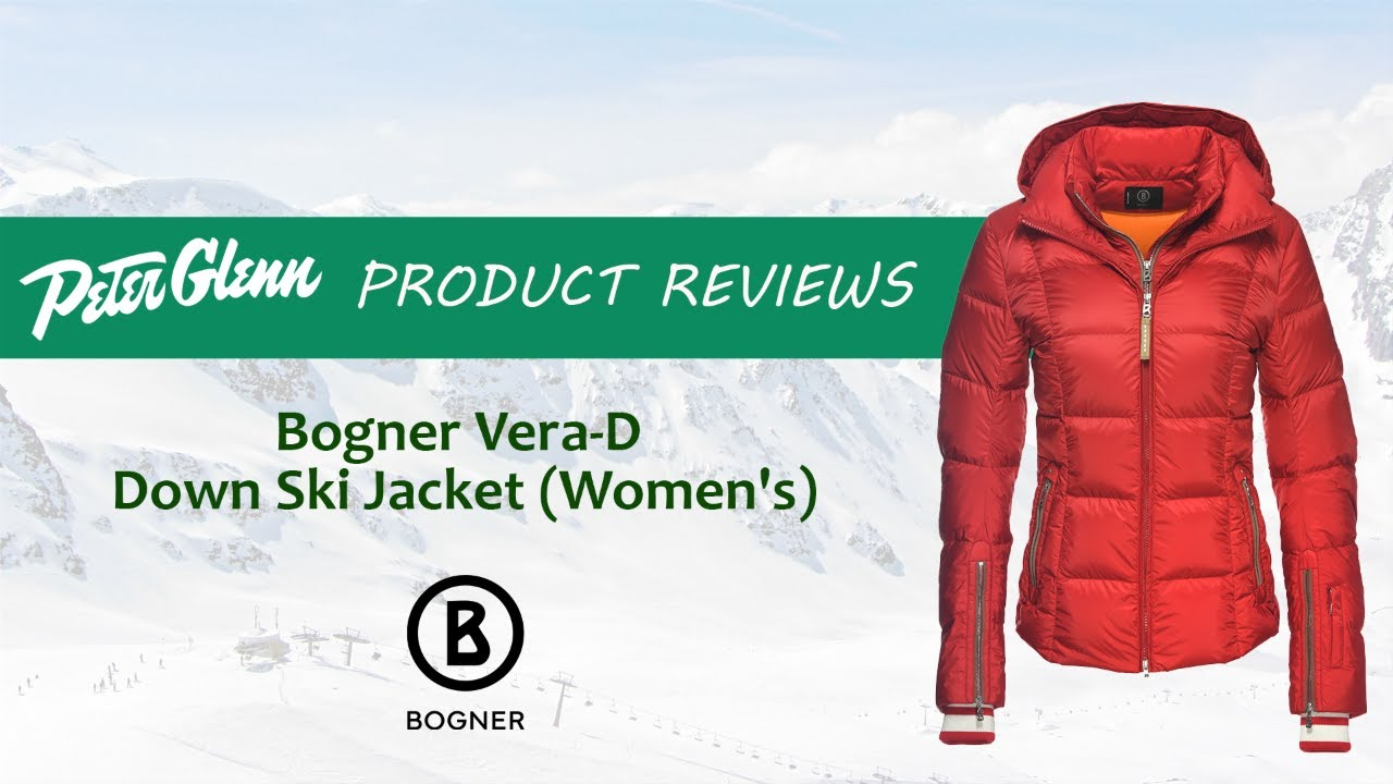 nice shoes where can i buy superior quality 2018 Bogner Vera-D Down Ski Jacket Review By Peter Glenn
