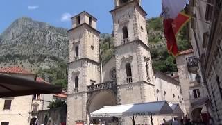 Котор Черногория и Seabourn Odyssey(Жемчужина Черногории - это город Котор. Он расположен на берегу Боко Которской бухты, и сюда часто заходят..., 2014-07-21T18:45:07.000Z)