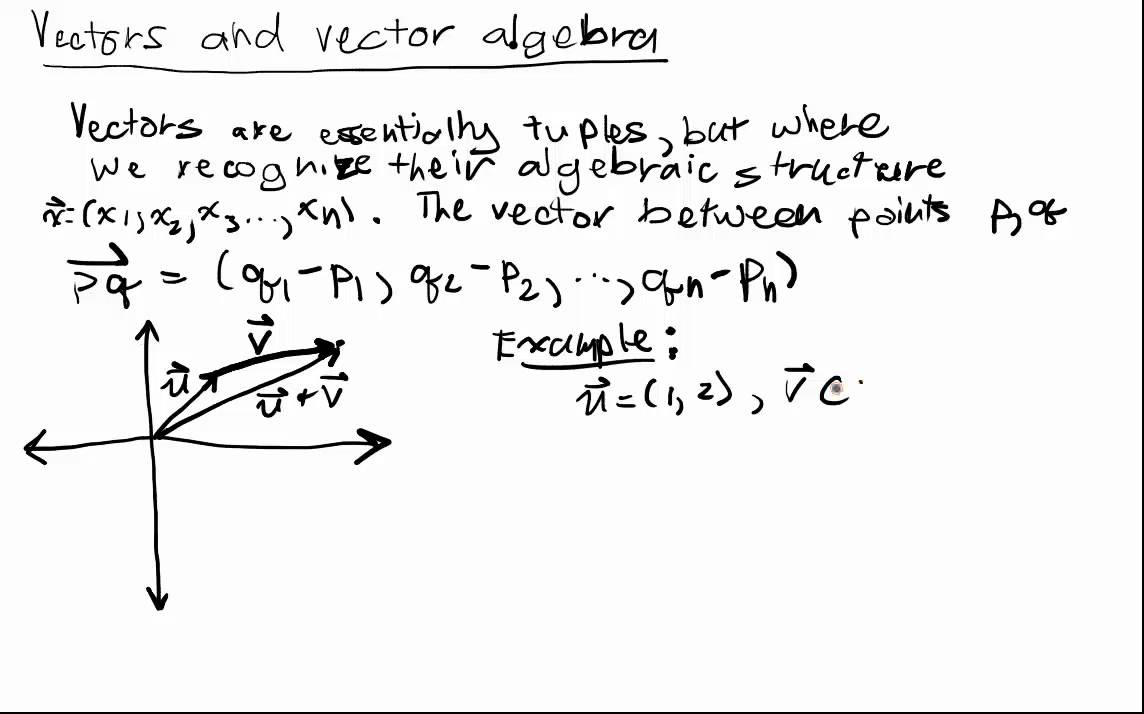 """euclidian algebra Euclidean algebra: the basics when euclid wrote, """"let ab be the given finite  straight line,"""" he was saying to let the line segment ab = x."""