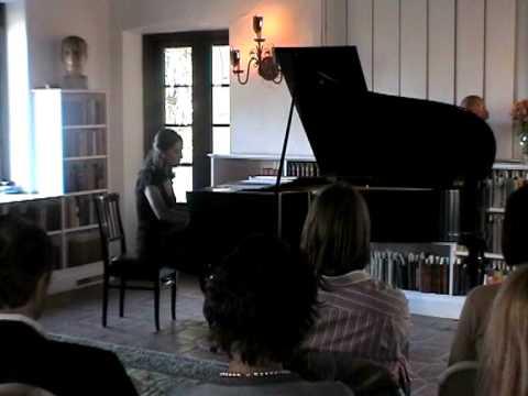Susanne Kessel, Prélude gis-moll op. 32 No. 12 - Sergej Rachmaninoff