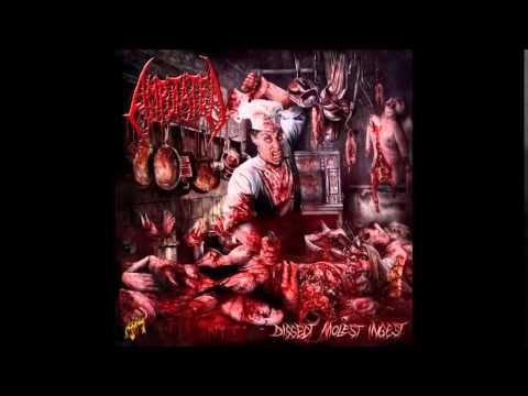 Amputated - Dissect, Molest, Ingest (Full album)
