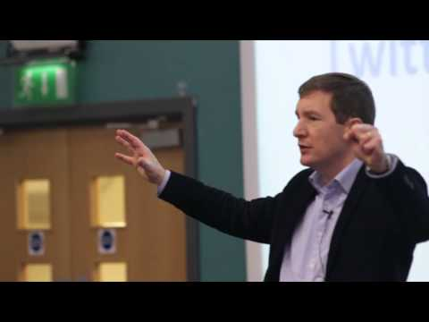 Cormac Russell talks Asset Based Community Development (ABCD)