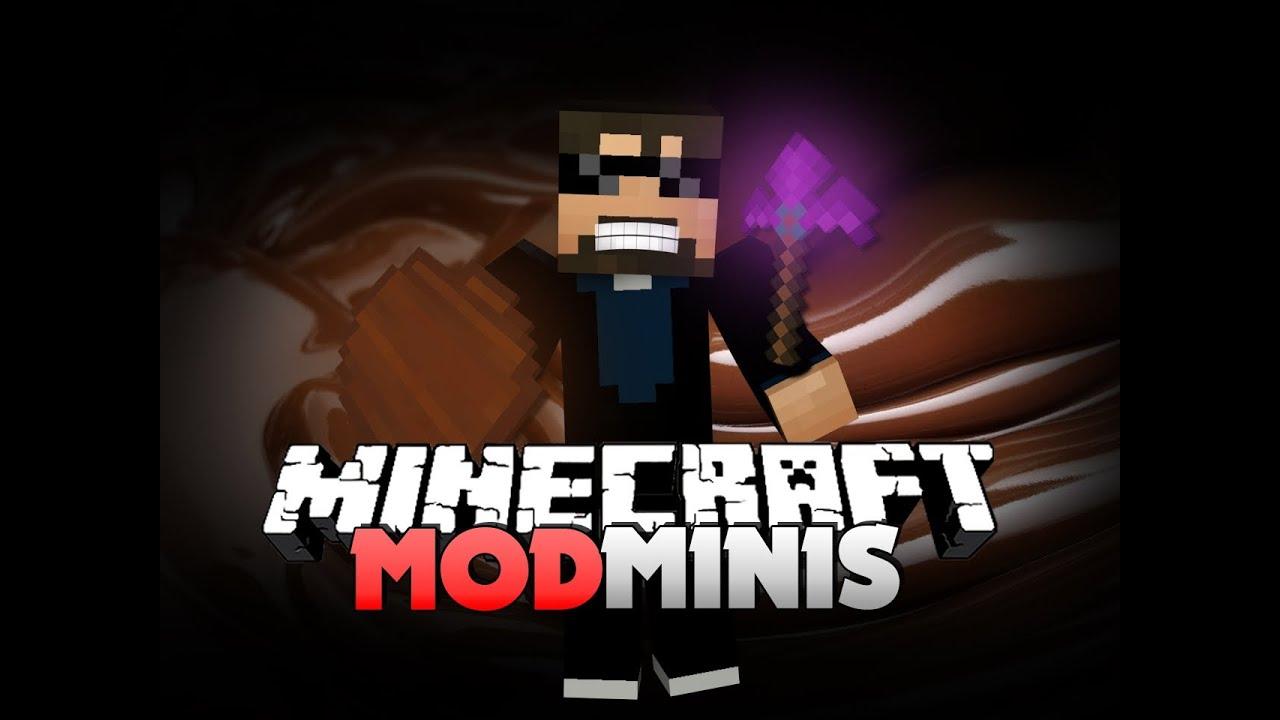 Minecraft Mod Mini - CHOCOLATE QUESTS