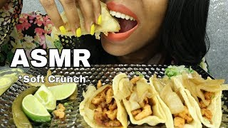 ASMR Street Tacos 거리 타코스 (No Talking) (Chewy Sounds) l Mmm ASMR