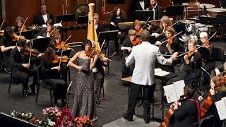 The Butterfly Lovers Violin Concerto - The Folsom Symphony with violinist Linda Wang