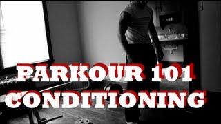 Home Parkour Workout
