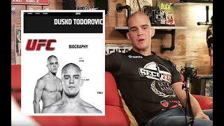 Duško Todorović otkrio kada bi se želio prvi put boriti u UFC u !