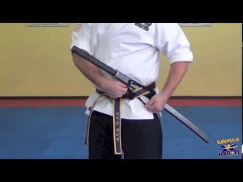 Katana - How to Wear the Sword