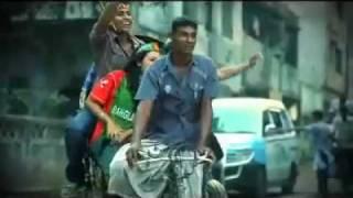 Cricket Bangladesh - ICC World cup 2011 Theme Video Song Grameen phone Jole utho Shoto asha Shunno