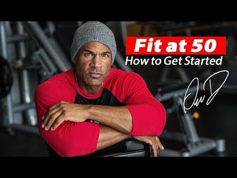 How to be fit at 50