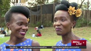 Hundreds of twins gather in Kampala to celebrate their annual festival