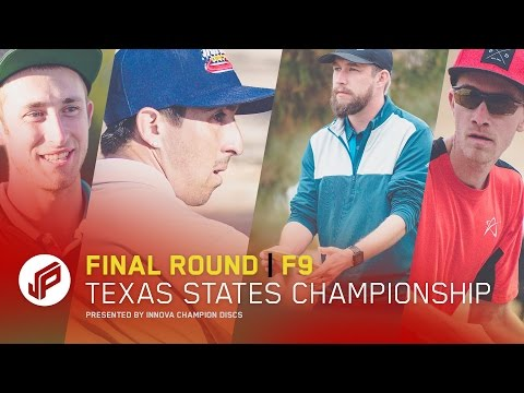 2017 Texas States | Final Round, Front 9 + Commentary | Wysocki, McBeth, Sexton, Schusterick