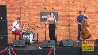 Jerzy - Chłopcy kontra Basia - Manu Summer Jazz Sundays 2012