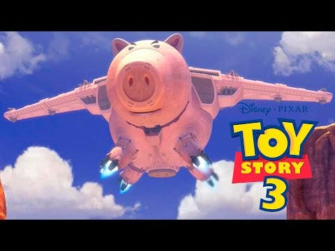 Full Episode Movie Game English Toy Story 3 Disney Train Rescue Buzz Lightyear,Jessie,Woody Chapter1
