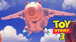 Full Episode Movie Game English Toy Story 3 Disney Train Rescue Buzz LightyearJessieWoody Chapter1