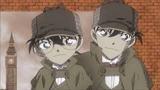 The 41st opening for Detective Conan (used in episodes 790-803) as ...