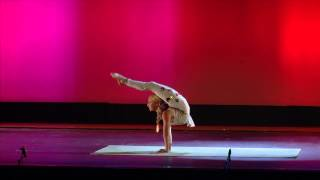 NYA Awards - Los Angeles - Contortionist Jordan McKnight