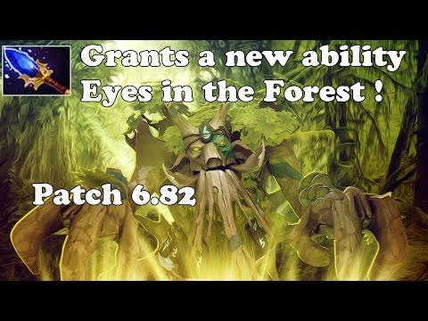 Dota 2 - Patch 6.82 Treant Protector + Aganhim