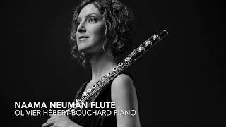 George Enescu Cantabile et Presto for flute and piano